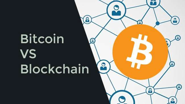 Blockchain vs Bitcoin