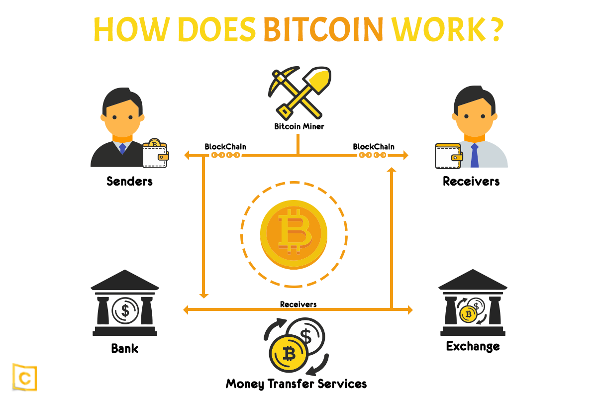 how bitcoin works This article explains what a bitcoin transaction is, its purpose and outcome the explanation made below is suitable for both novice and intermediate bitcoin users.