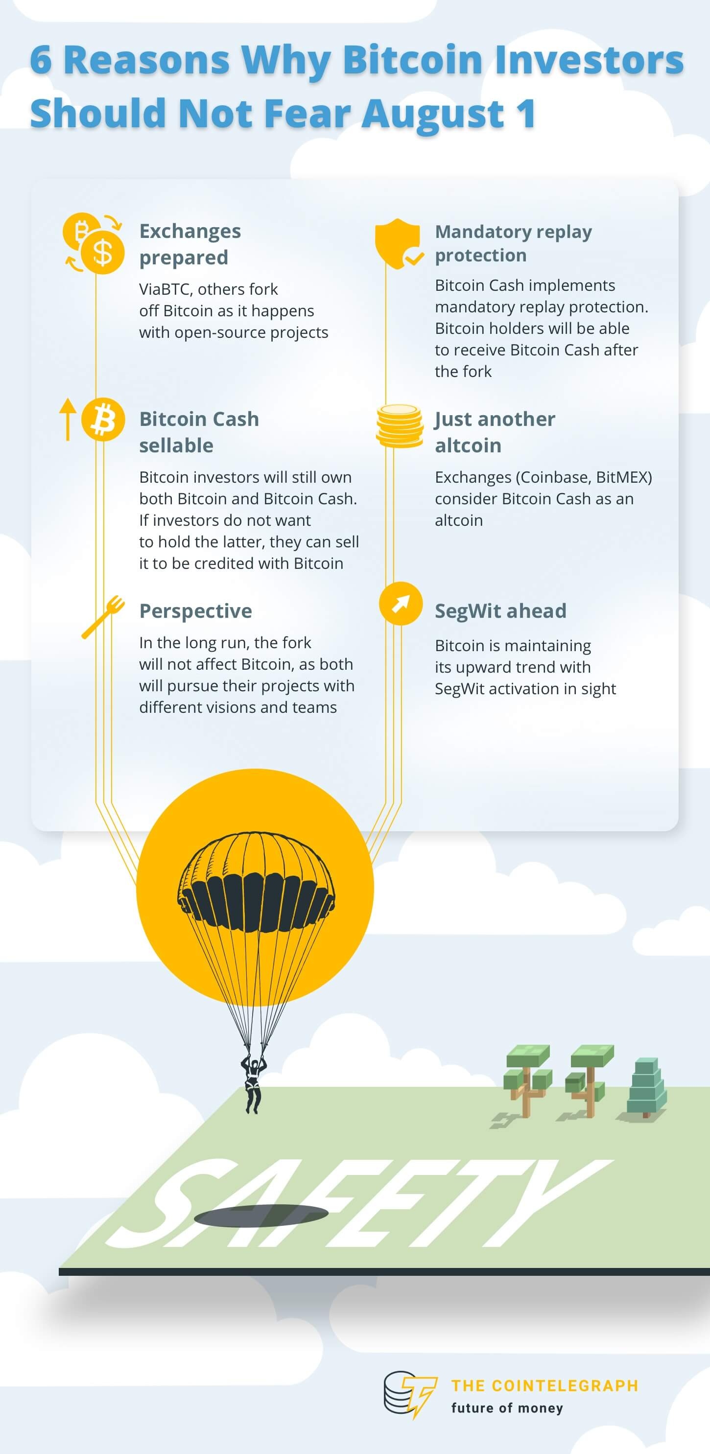 bitcoin august 1 chain split