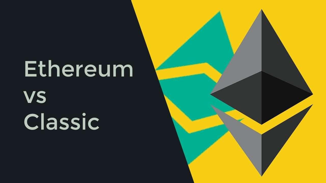 ethreum vs ethreum classic