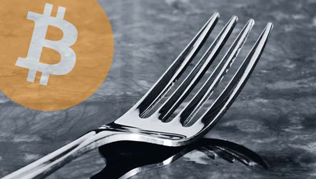 what is bitcoin fork