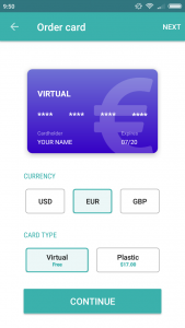 wirex review select a card
