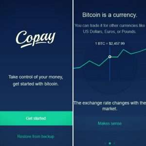 copay review welcome messages