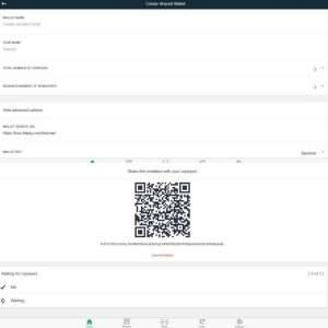 copay review create a shared wallet