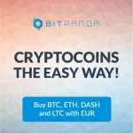 BitPanda - Cryptocoins the easy way