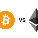 difference between bitcoin and ethereum