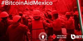 Bitcoin Donations for Mexico earthquake victims