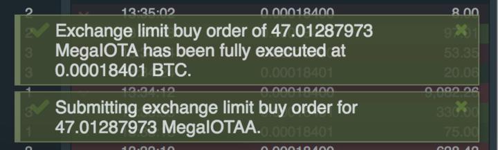 buy IOTA with Bitfinex