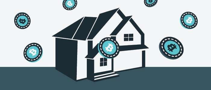 How to buy a house with Bitcoin