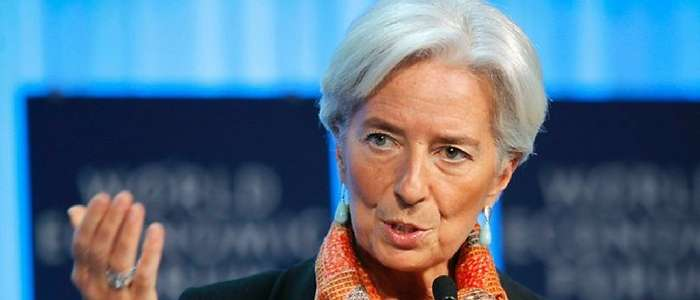 IMF's Lagarde Speculates That Cryptocurrency Is The Future