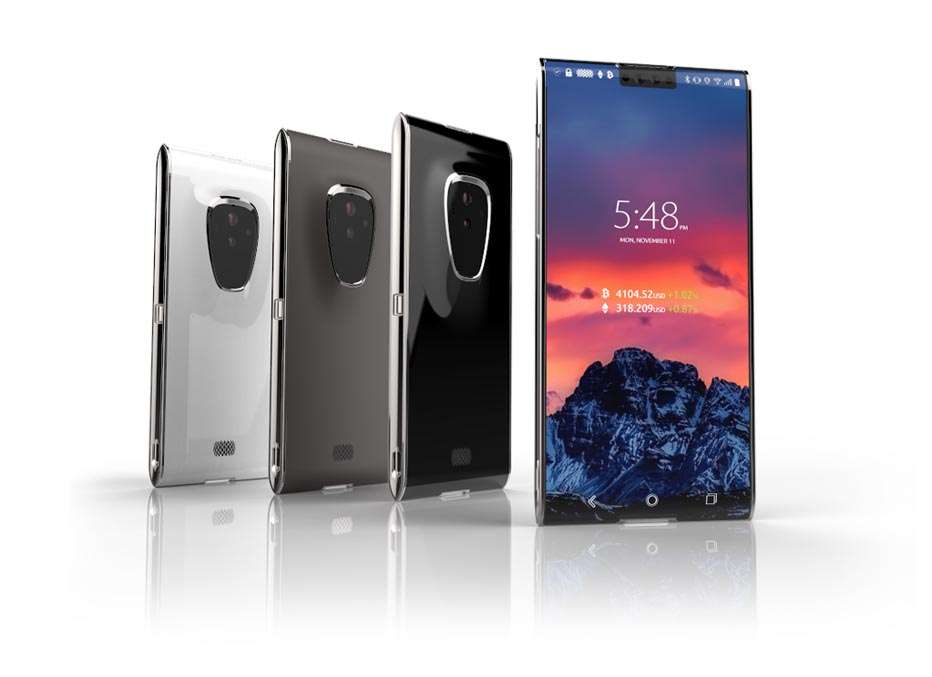 IOTA Smartphone the first blockchain smartphone