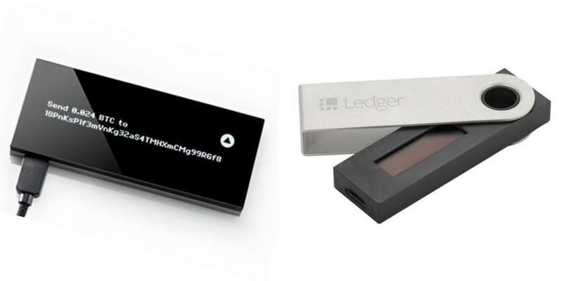 KeepKey vs Ledger