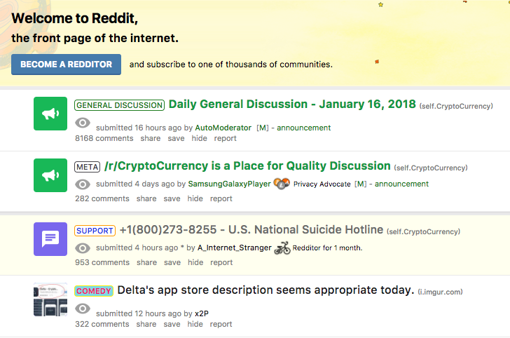 Bitcoin and cryptocurrency crash reddit