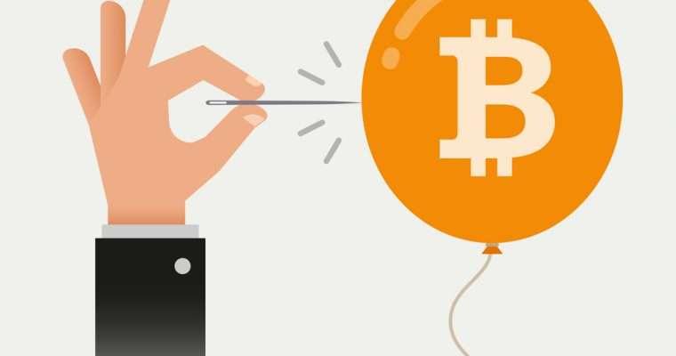 Bitcoin price prediction could bitcoin be a bubble