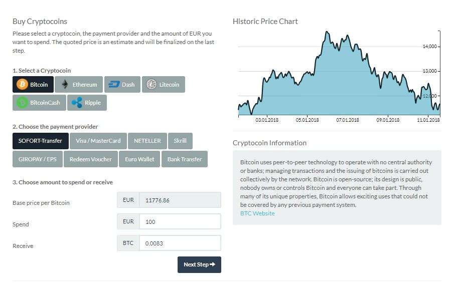 How To Buy Cryptocoins