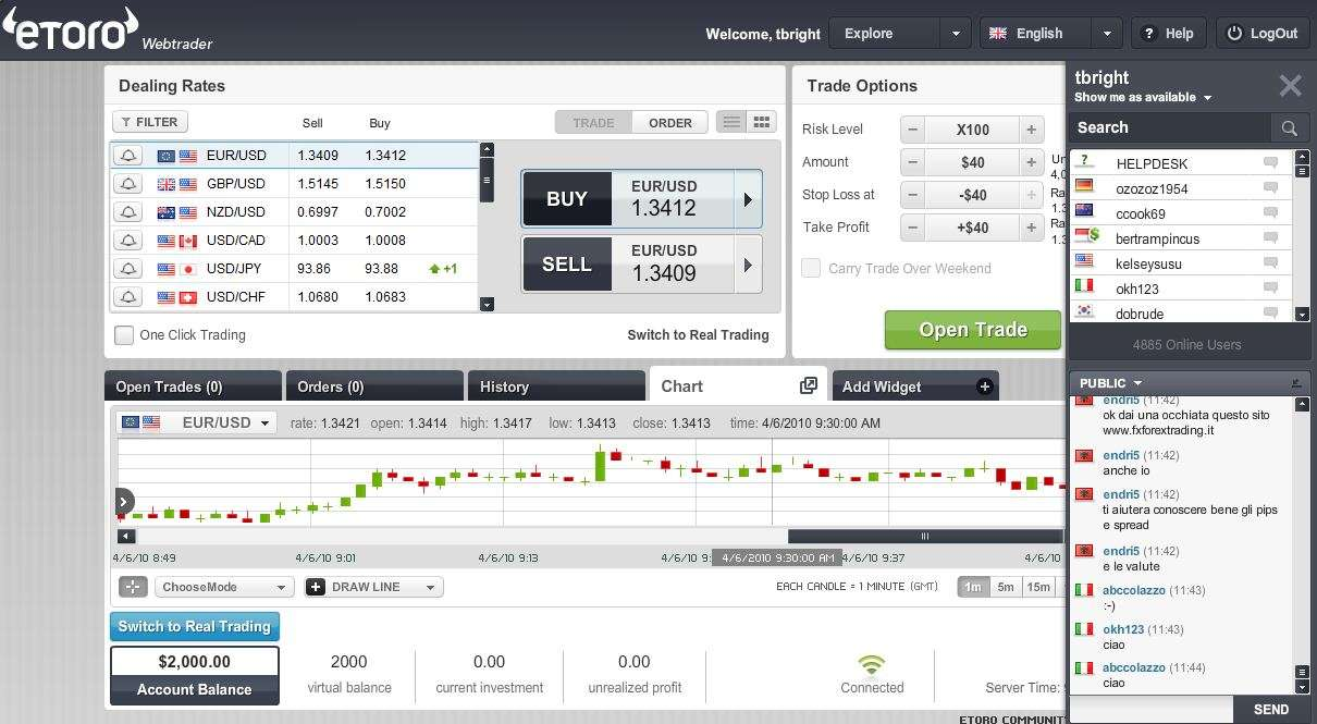 cryptocurrency margin trading eToro