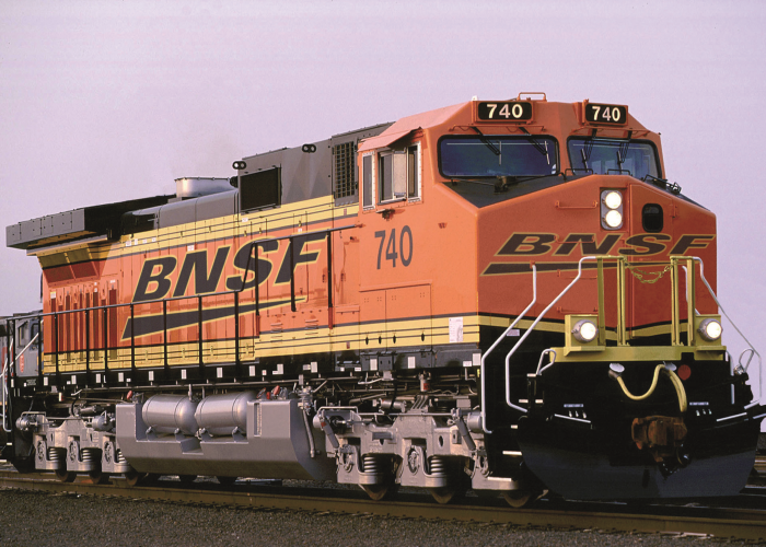 BNSF Railway Will Join Blockchain Alliance