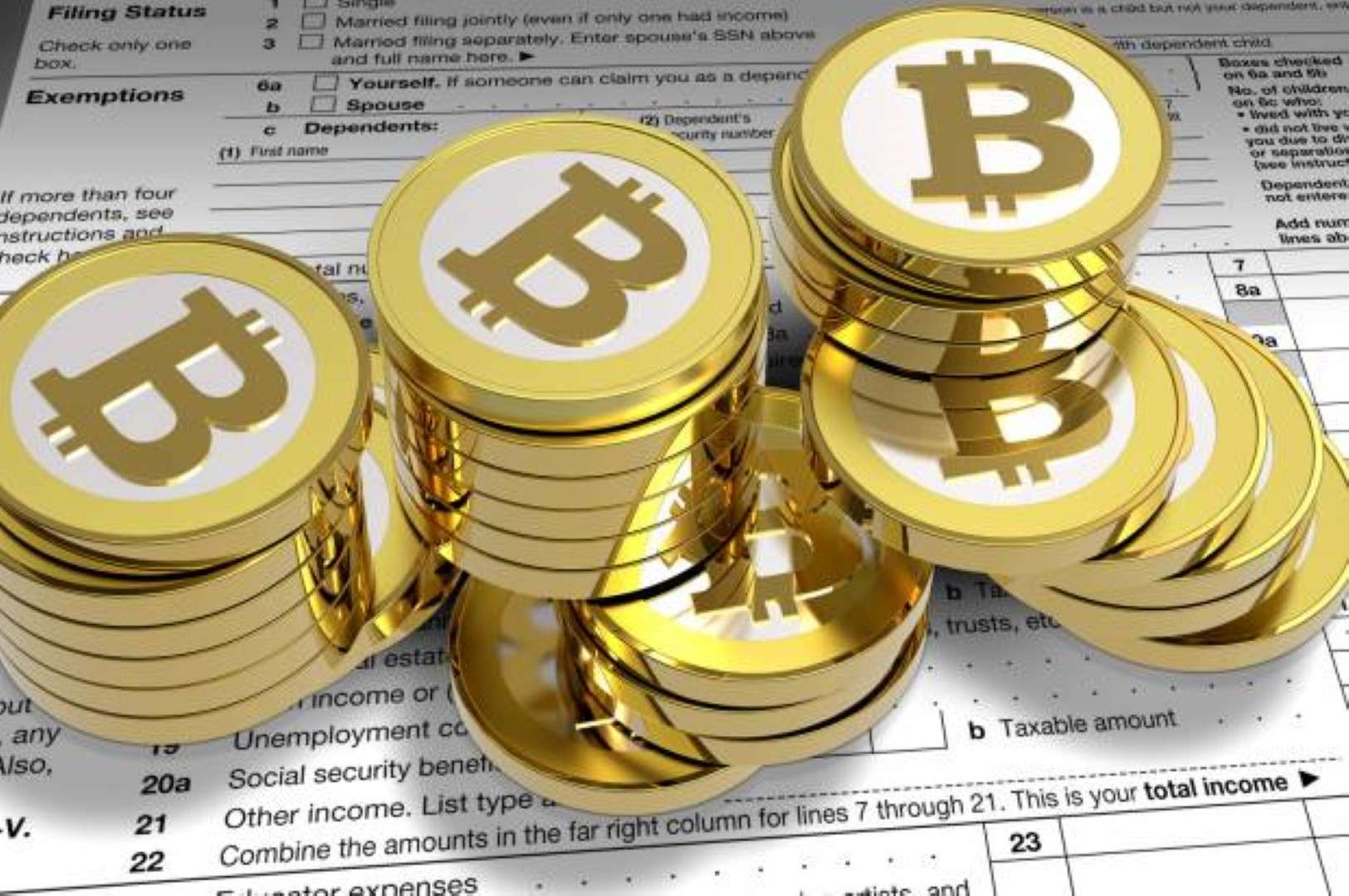 How Is Bitcoin Taxed? (Europe, Asia, America)