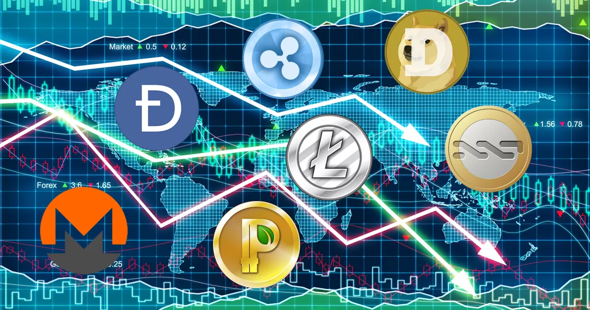 Cryptocurrencies trending for 2018