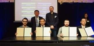 IOTA and Taipei Partnership