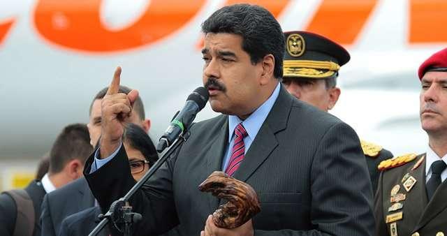 Petro launched in Venezuela;