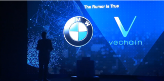 VeChain announces BMW partnership