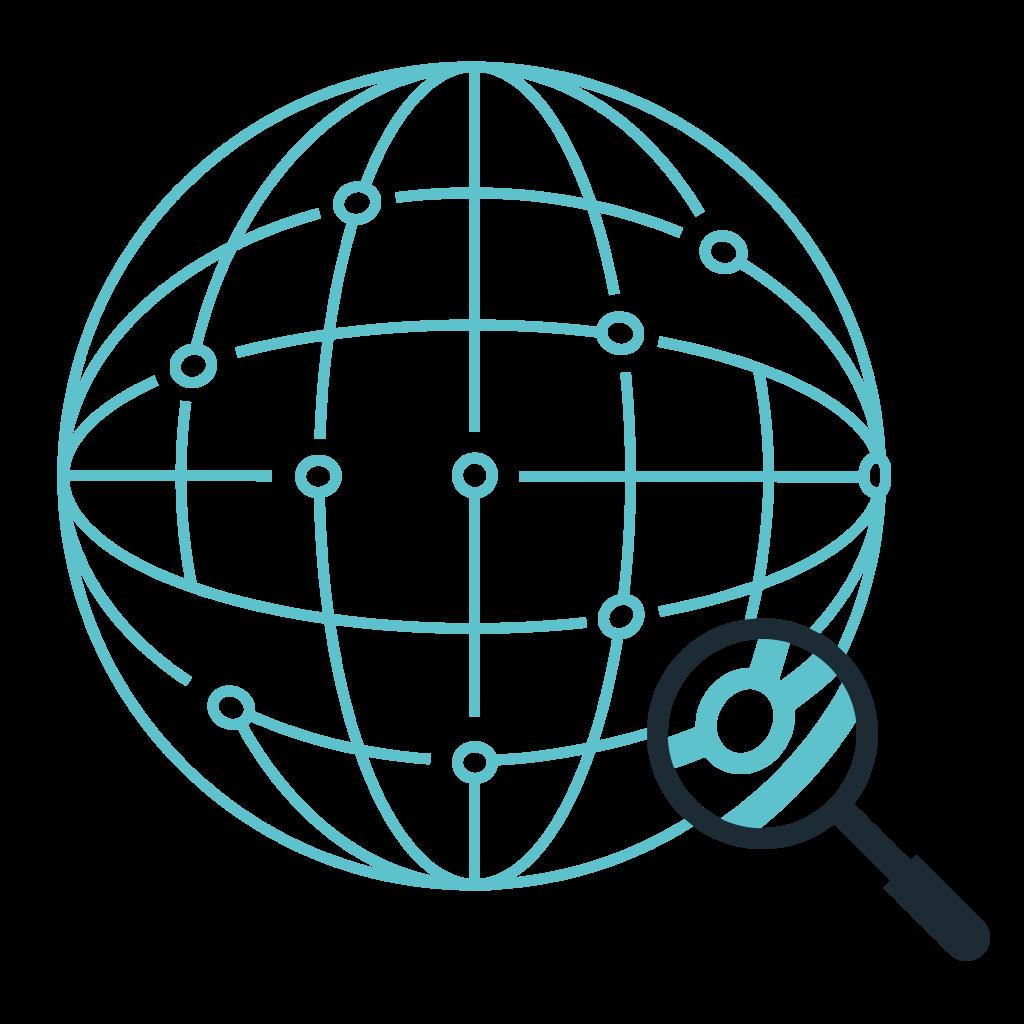Website Globe