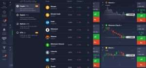Trade Cryptocurrency Online: IQ Option
