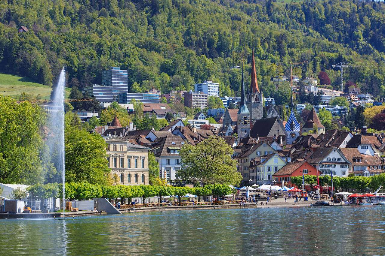 Bitfinex is moving to Switzerland