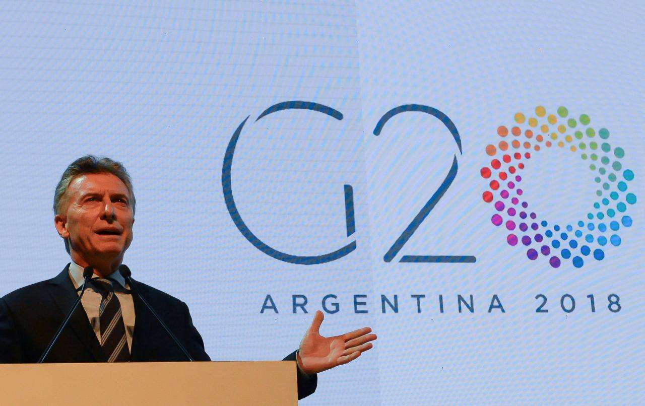 G20 cryptocurrency regulation