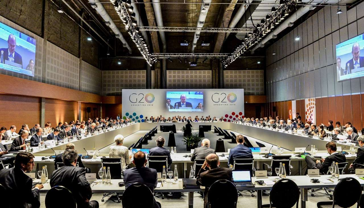 G20 summit cryptocurrency regulations