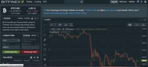 trading bitcoin on bitfinex