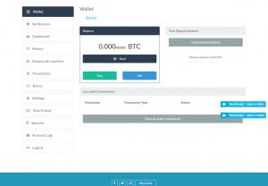 BitPanda Bitcoin purchase