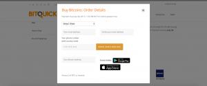bitquick trading platform for the USA
