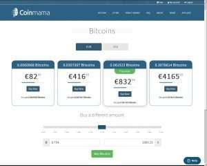 coinmama trading platform