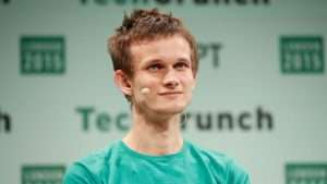 Vitalik Buterin founder of Ethereum