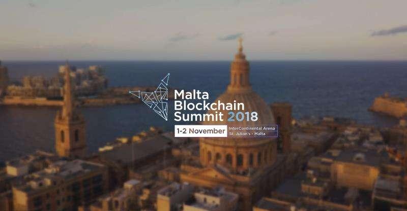 CryptoFriends at Malta Blockchain Summit