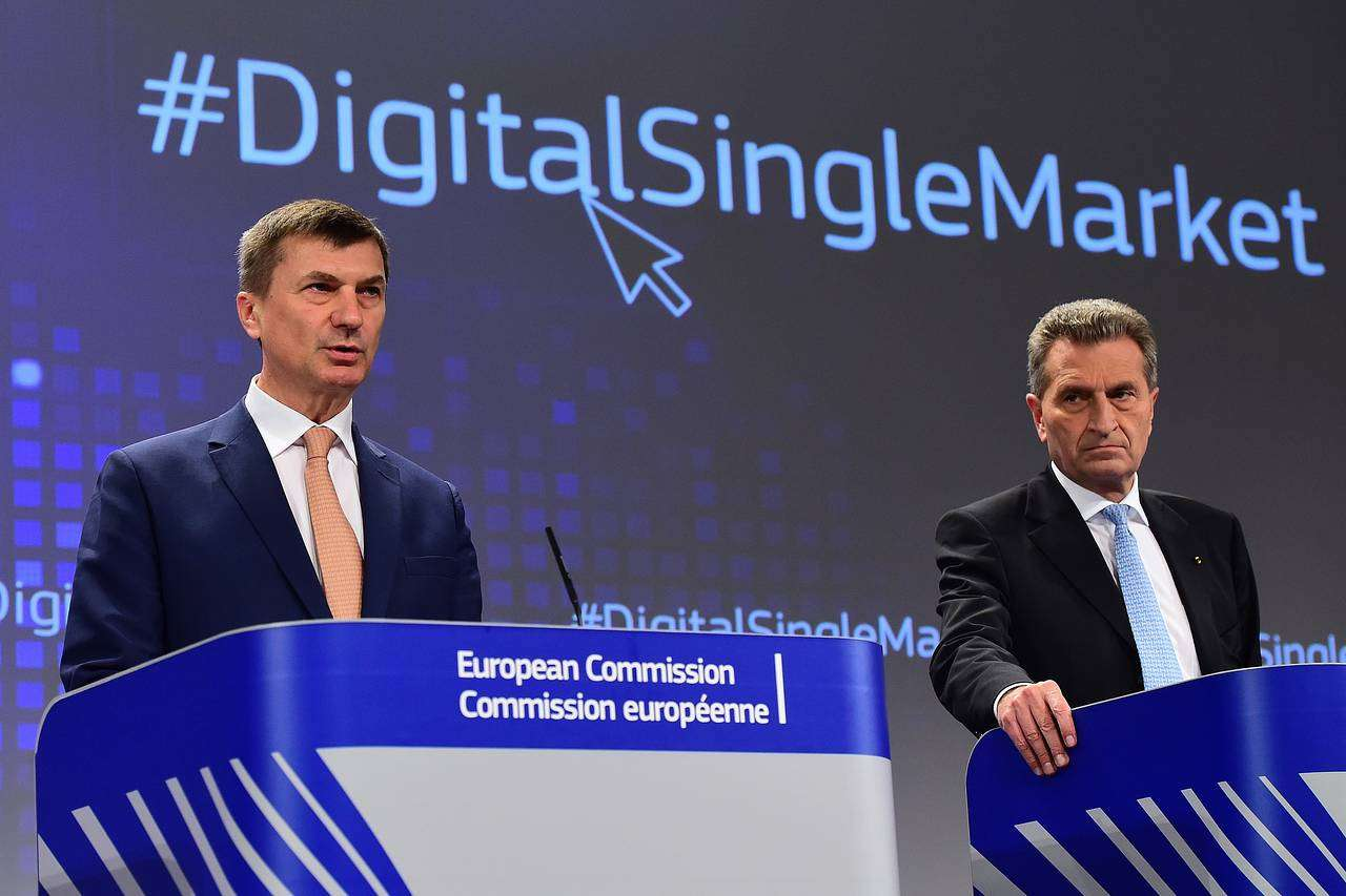 Digital Single Market Blockchain Prtnership