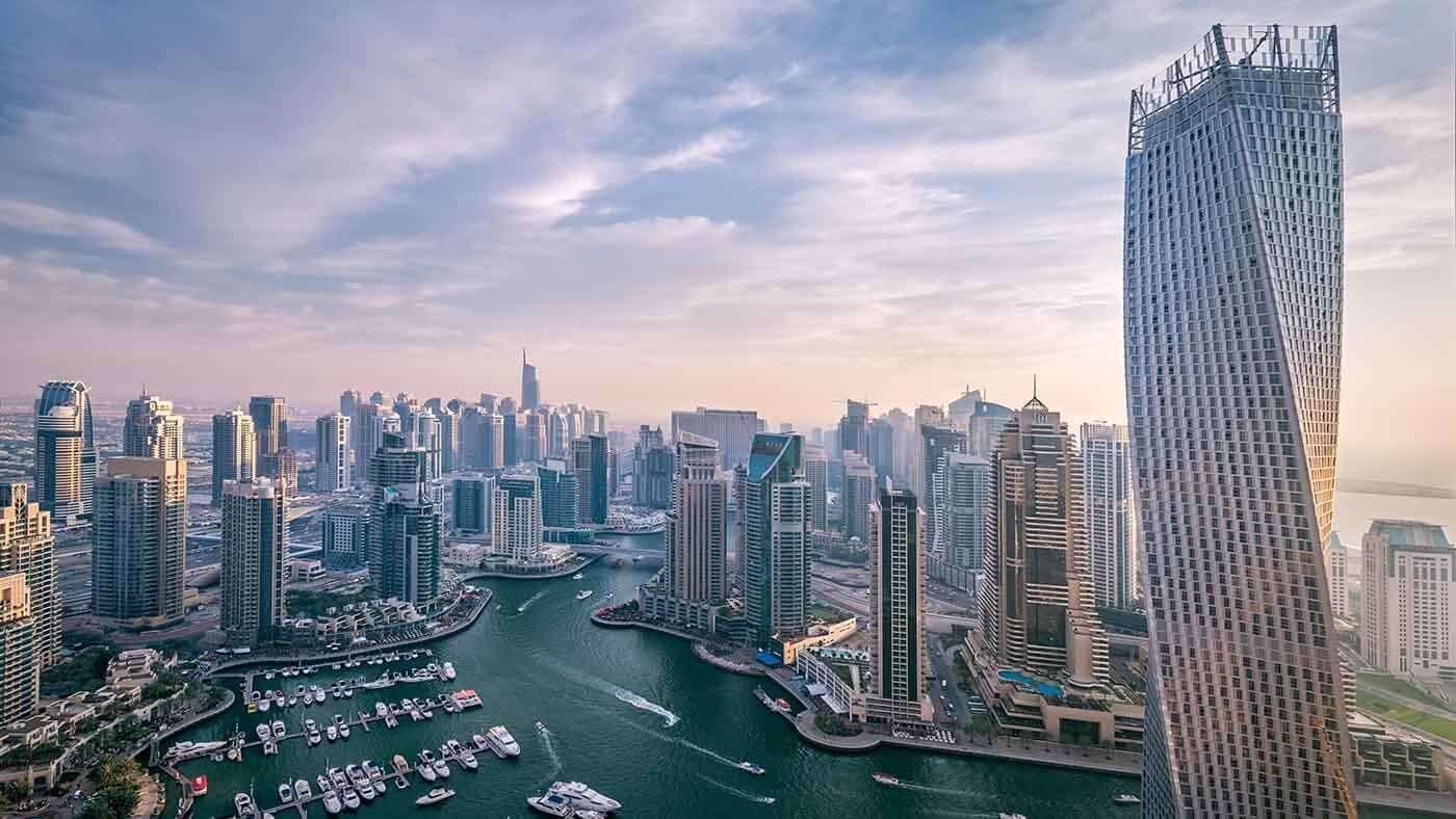 Dubai blockchain tehcnology
