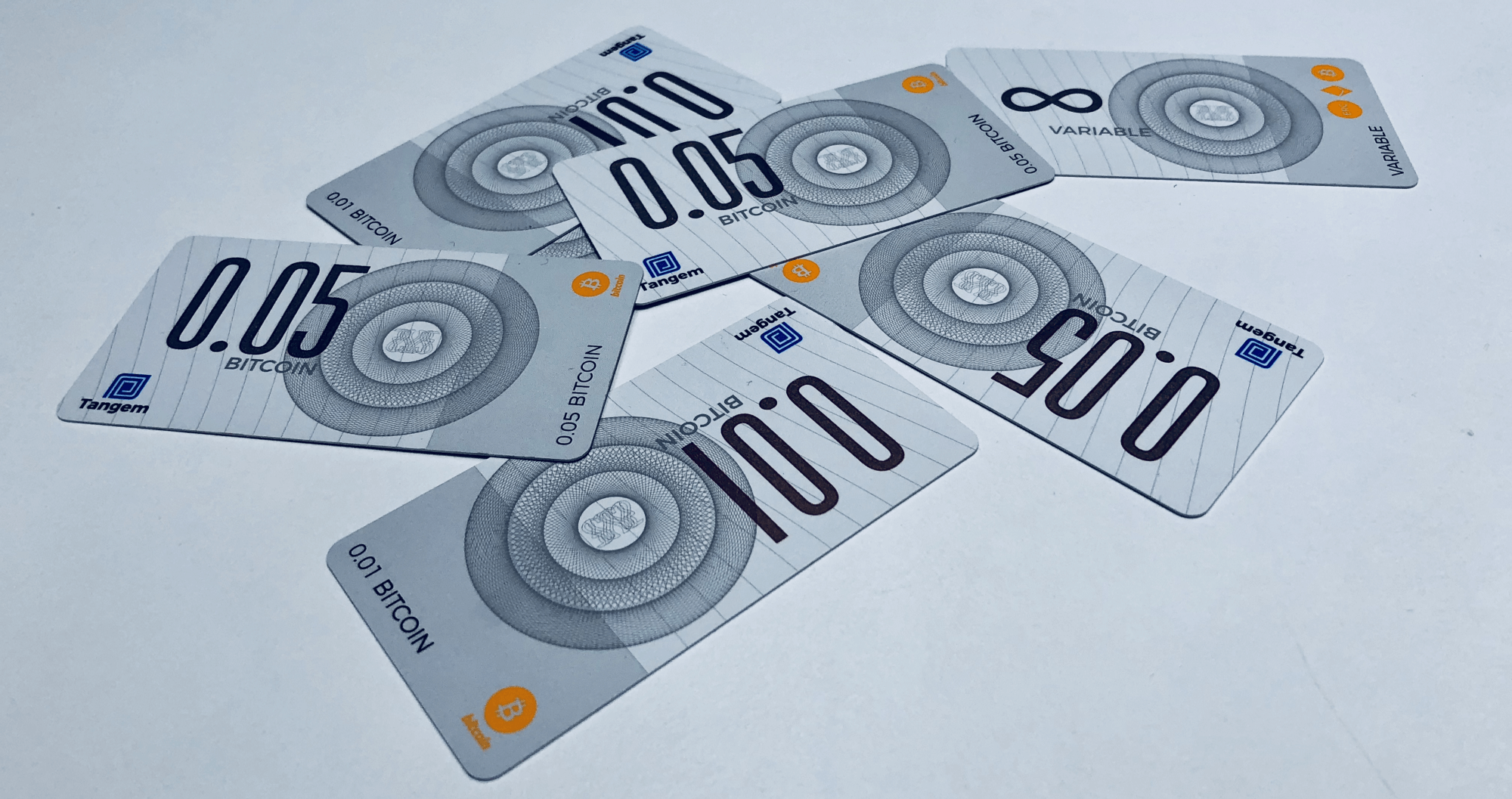 Smart bitcoin banknotes