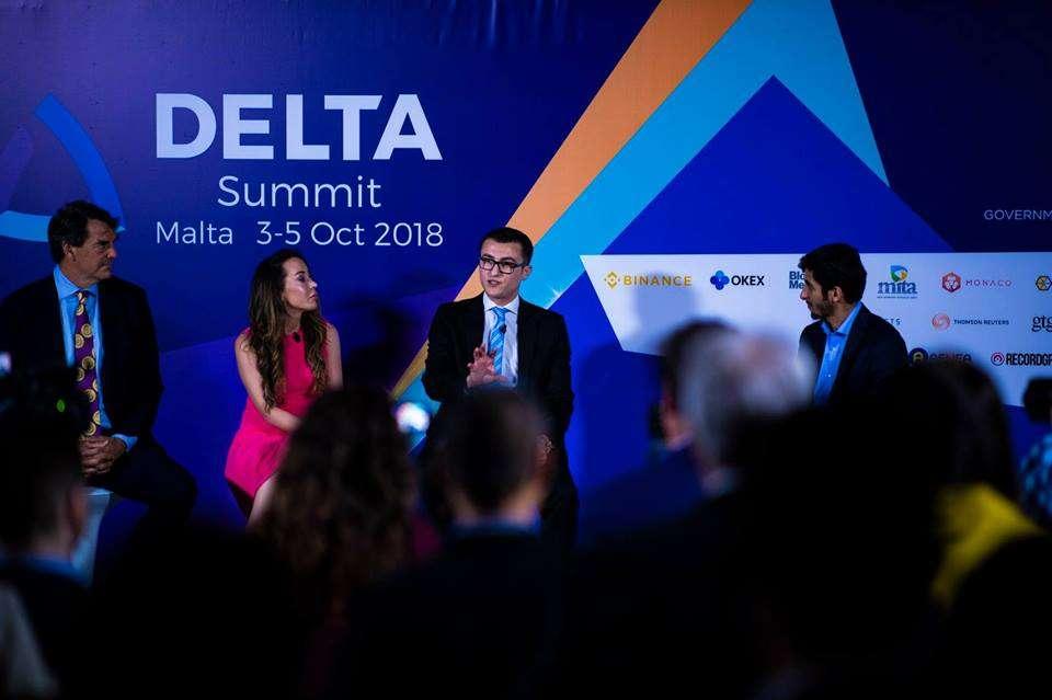 Blockchain Delta Summit