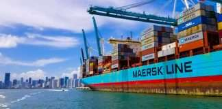 Maersk and blockchain are changing supply chain