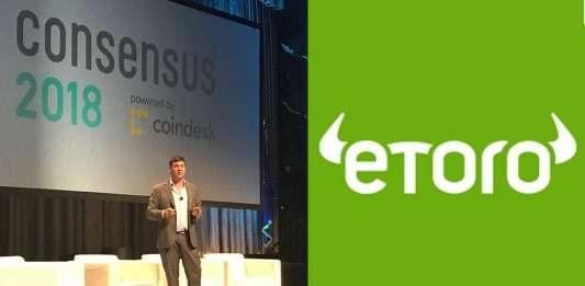 eToro to open in USA