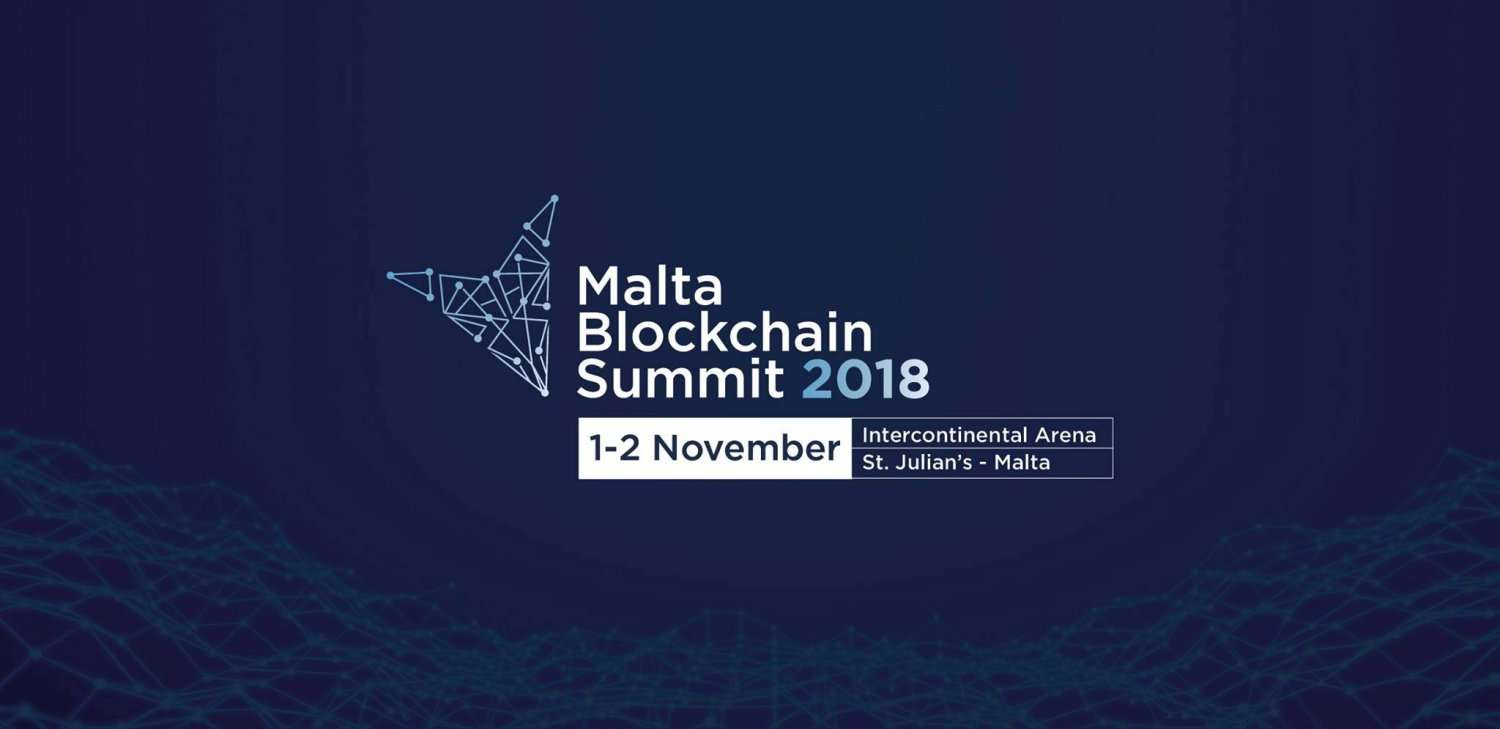 Malta Blockchain Summit Logo