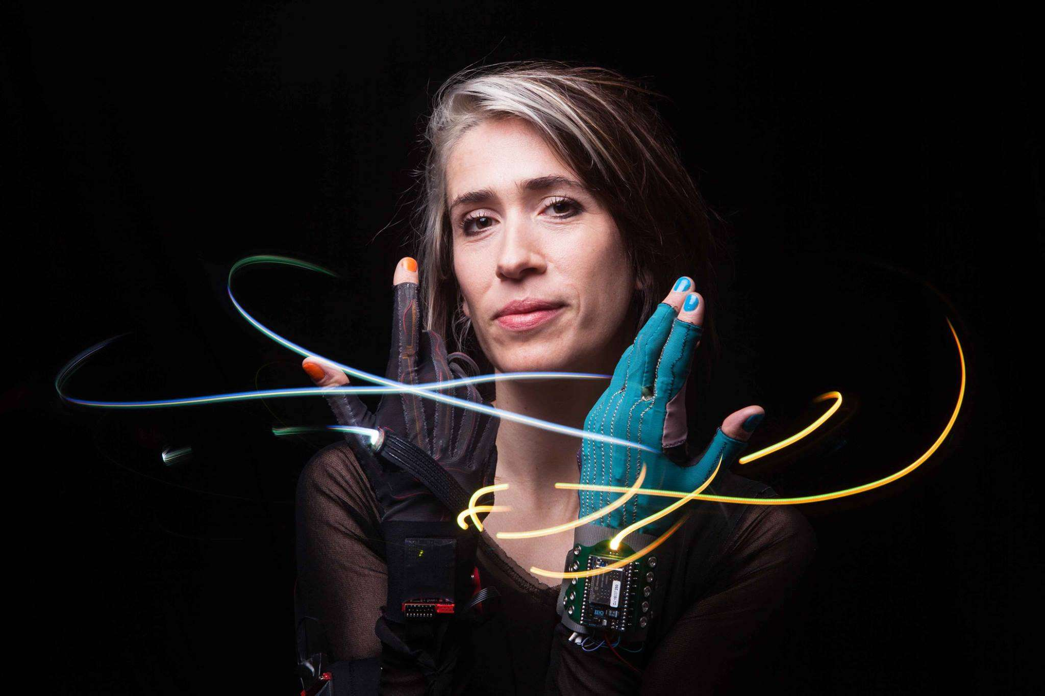 Imogen Heap Malta Blockchain Summit