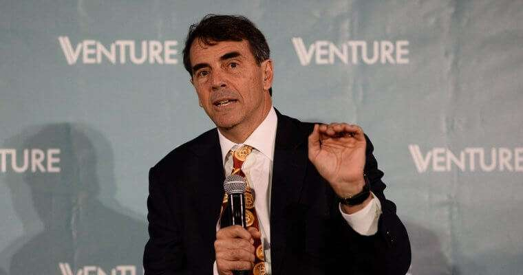 Tim Draper at Delta Summit
