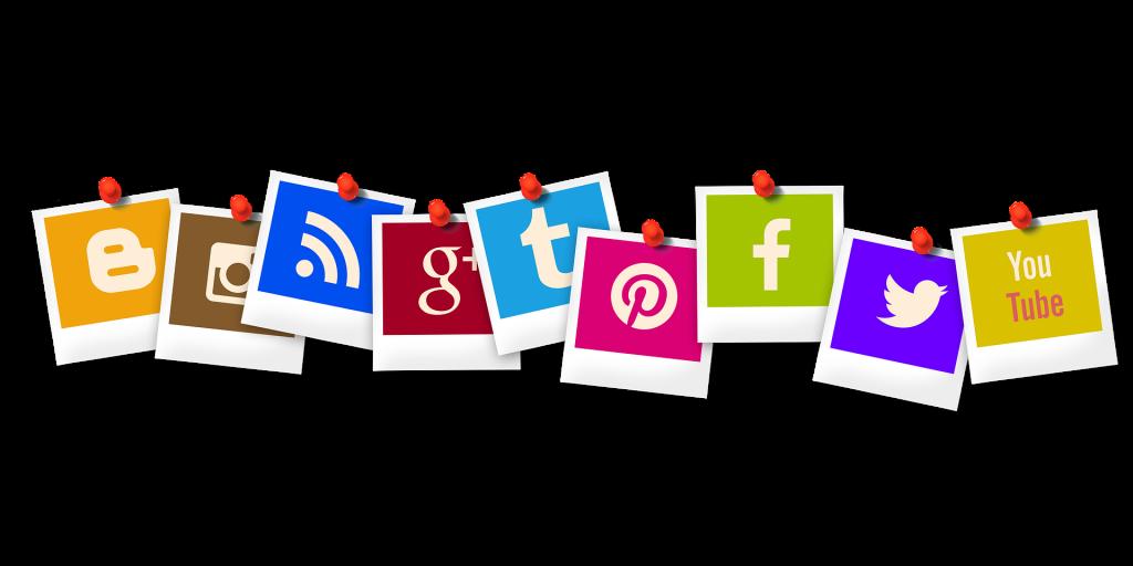 Different Social Medias