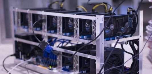 bitcoin mining farm